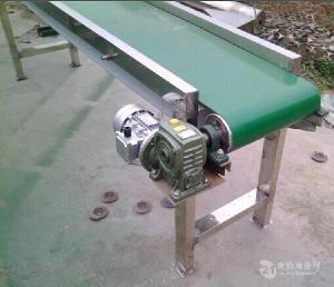 铝合金物料送料机运行平稳 日用化工输送机