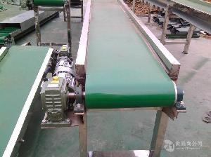 喷码用铝型材输送机直销 车间用输送机