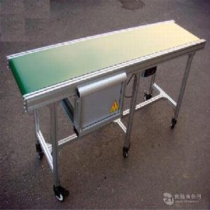 食品输送带带防尘罩 日用化工输送机