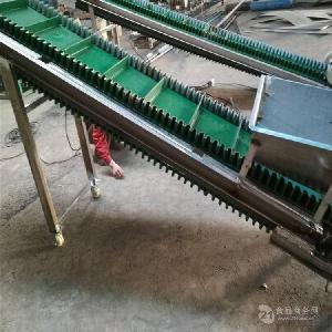 分拣输送机防油耐腐 日用化工输送机