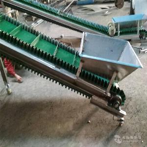 铝合金大架上料机多用途 大豆输送机