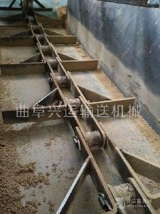 刮板粮食输送机密封 煤粉输送机