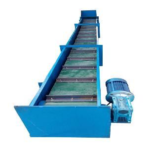 板链刮板输送机加工定制 板链刮板输送机