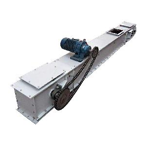 煤面刮板式输送机重型 沙子刮板运输机