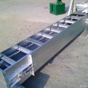 刮板粮食输送机新型 粉料输送机