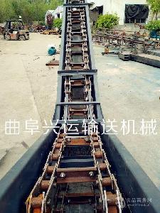 刮板送料机来图生产 板链刮板输送机