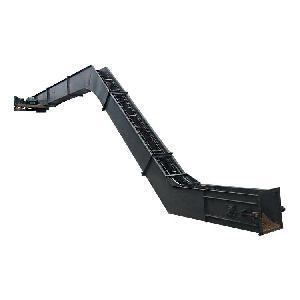 刮板输送机固定型 自清式刮板输送机