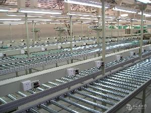 304不锈钢小型动力式滚筒输送机生产 纸箱动力辊筒输送机
