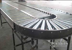 动力滚筒线不锈钢 纸箱动力辊筒输送机