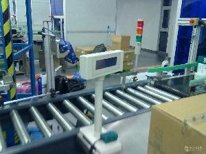 箱包流水线用滚筒输送机高承重不锈钢 倾斜输送滚筒