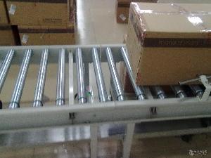 包胶滚筒线多用途 水平输送滚筒线