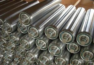 无动力镀锌滚筒线生产 水平输送滚筒线