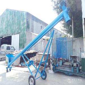 螺杆上料机来图生产 螺旋提升机关键词xy1