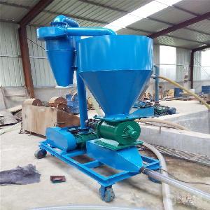 水泥粉气力吸粮机生产率较高 粮食装仓行走式气力输送机xy1