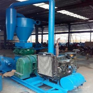 自吸式气力吸粮机无污染 多功能化学原料气力输送设备xy1