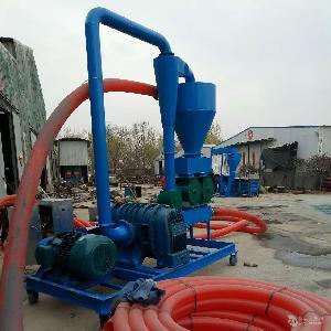 稻壳入仓用吸粮机批发 高压风力除尘装置装卸料输送机xy1