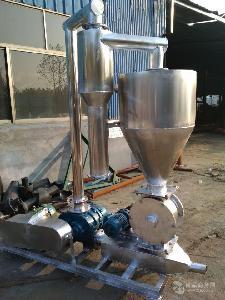 防尘多功能气力吸粮机 高效气力型自动吸送一体机xy1