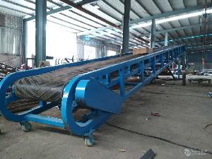 输送机械设备专业生产 供应皮带上料机