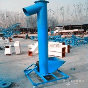 供应螺旋提升机喂料机来图生产 安装调试螺旋提升机