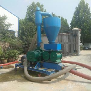 气力吸粮机型号批发 方便省力大型面粉厂用气力吸麦机