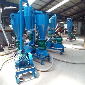 玉米大豆颗粒气力吸粮机厂家推荐 粉料水泥灰吸料机