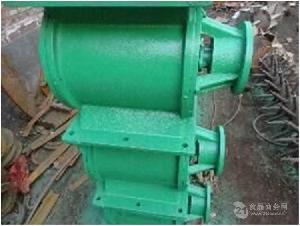 耐温型卸料器厂家 烘干机卸料