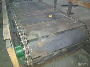 纯净水连续式链板输送机运输平稳 链板输送机配件
