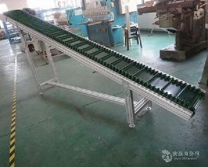 自动升降挡边输送机专业生产 食品专用输送机常熟