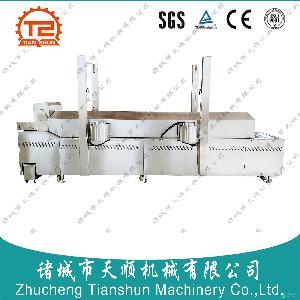 泥鳅(鱼)加工设备/泥鳅油炸机/重庆泥鳅加工设备供应商