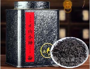 浓香型红茶散罐装500g