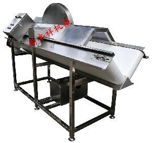 供應STW-810無刀化白菜分半機