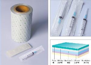 厂家供应纸铝医疗器械包装膜  印刷纸铝 药品包装复合膜