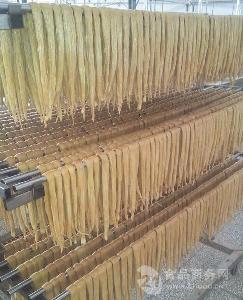 腐竹加工工艺与空气能腐竹烘干机