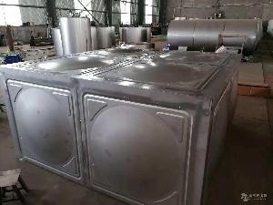保溫不銹鋼水箱加工定制