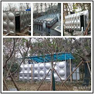 304不銹鋼組合水箱山東專業定制