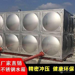 定制304不銹鋼圓形水箱規格齊全