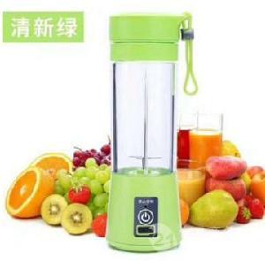 便攜式小旋風果汁杯多功能充電電動榨汁杯