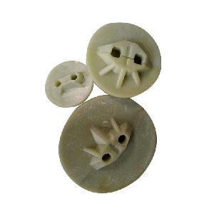 钙粉用管链式输送机耐高温 环型管链机