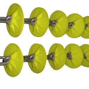塑料盘片转弯式管链提升机厂家推荐 粉体料管链机
