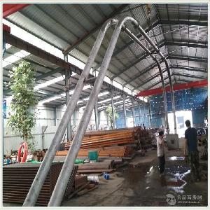 GL管链输送机规格耐磨 石英砂灌仓垂直管链机