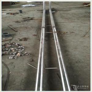 不锈钢碳钢盘片直销 矿粉输送机