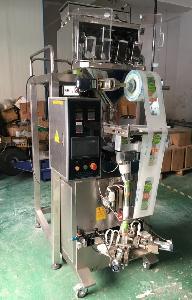 豆子电子秤三角袋颗粒包装机