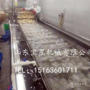 藕片速冻机——莲藕深加工设备有哪些
