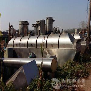 厂家回收二手流化床干燥机价格高