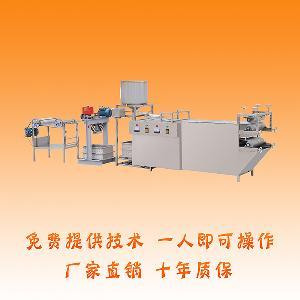 永春大型仿手工豆腐皮机,全自动千张机多少钱