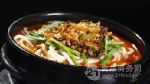 开一家一觉砂锅粥米线的加盟费是多少