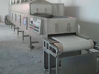 微波豆腐干膨化机