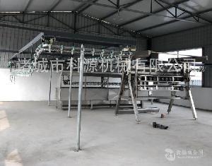 雞鴨鵝家禽屠宰流水線設備-工藝流程-家禽屠宰設備