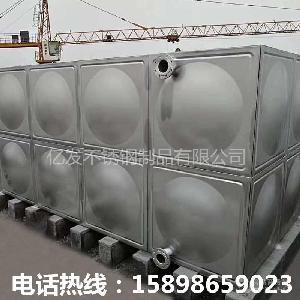 立式不銹鋼圓形水箱廠家加工定制