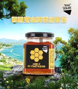 西西里岛牌栗树蜂蜜